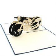 FS081-Motorbike 3D Card 2-custom 3D Card manufacture-Charm Pop-Warsaw (2)
