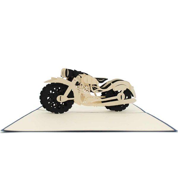 FS081-Motorbike 3D Card 2-custom 3D Card manufacture-Charm Pop-Warsaw (5)