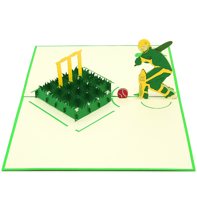 Fs082 ccricket game pop up card 3d greeting card supplier origami fs082 ccricket game pop up card 3d greeting card supplier origami card manufacturer lpop up card wholesale 3 m4hsunfo