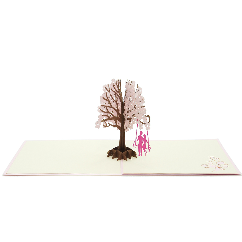 LV028P-Couple-under-the-peach-tree-3d-pop-up-card-manufacturer-in-vietnam-3D-love-card-custom-design-pop-up-greeting-card-CharmPop-wholsale (3)