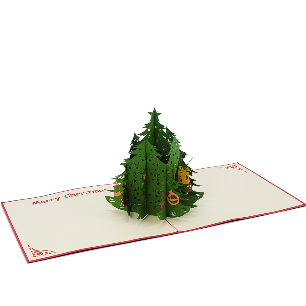 MC001-Christmas Tree 3D Cards 1- Charmpop (3)