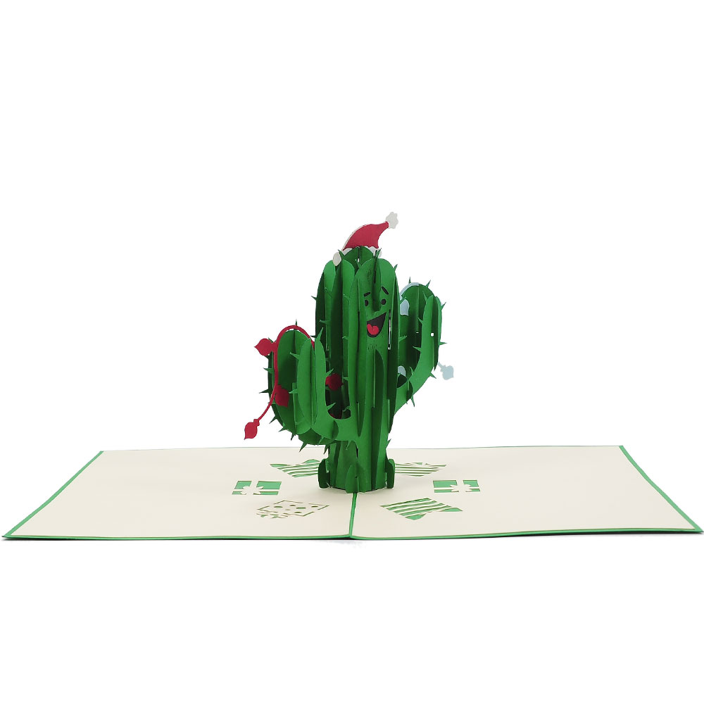 MC060-Holiday-Cactus-3D-handmade-pop-up-Card-Christmas-card-holiday-pop-up-card-3D-Pop-up-Card-Custom-Design-Charm-Pop-3 (2)