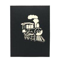 bg062|classic train pop up card| high quality 3d greeting cards|transport popup cards wholesaler-charmpop1