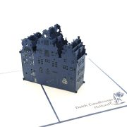 custom building 3d cards-pop up cards wholesale- custom 3d cards-charmpop1