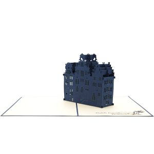 custom building 3d cards-pop up cards wholesale- custom 3d cards-charmpop2
