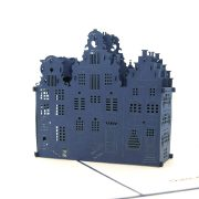 custom building 3d cards-pop up cards wholesale- custom 3d cards-charmpop4
