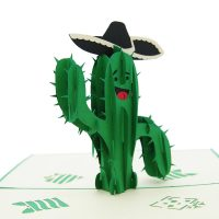 MC060M-Mexican-Cactus-Pop-up-Card-manufacturer-wholesale4