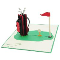 FS080-Golf-Set-3D-cards-custom-pop-up-card-manufacturer-CharmPop (1)