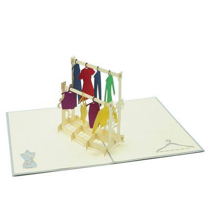 FS091- Fashion love pop up card- 3D pop up greeting cards, Kirigami pop up card-paper cuting card-3d pop up laser cuting card, wholesale pop up cards-pop up cards manufacturer supplier (4)