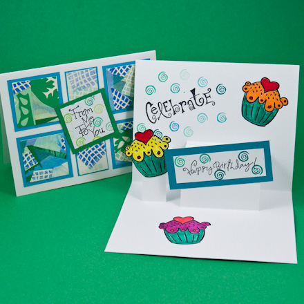 Simple Pop Up Card Tutorial Pop Up Card How To Make Kirigami Card