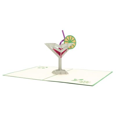 cocktail pop up card- popup card wholesale- pop up card manufacturer (3)