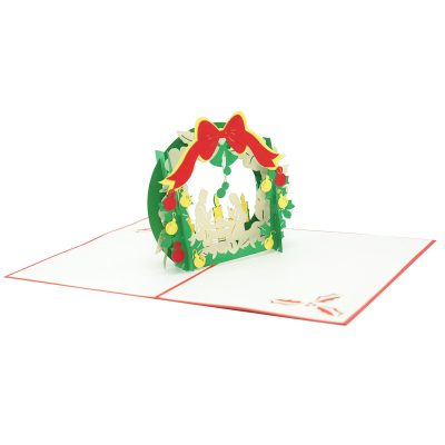 Christmas pop up card- Jesus pop up card- pop up card manufacturer-pop up card wholesale (2)