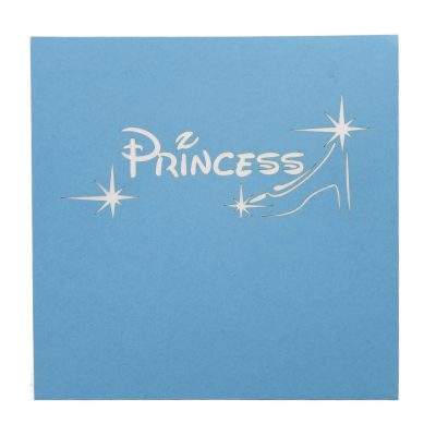 Cinderella pop up card- disney pop up card- pop up card for kids- pop up card manufacturer- pop up card wholesaler-CharmPop (1)
