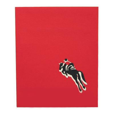 Horse-racing-pop-up-card-custom-pop-up-card-pop-up-card-manufacurer-pop-up-card-wholesaler-CharmPop-(1)