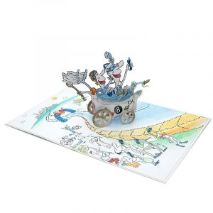 Redbull pop up card- pop up card manufacturer- pop up card wholesaler- charmpop (4)
