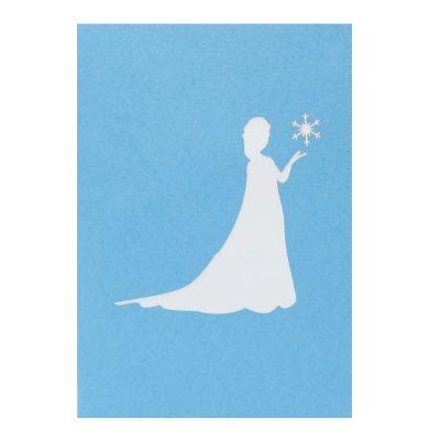 bg074-elsa-pop up card- princess greeting cards 3d- charmpop (2)