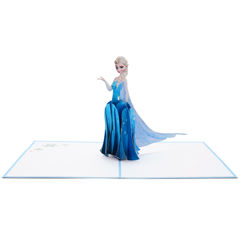 bg074-elsa-pop up card- princess greeting cards 3d- charmpop (4)