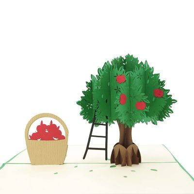 Apple-tree-pop-up-card-manufacturer–pop-up-card-birthday–pop-up-card-suplier-vietnam1