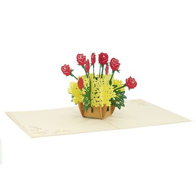 Flower-pop-up-card-manufacturer–pop-up-card-birthday–pop-up-card-suplier-vietnam1