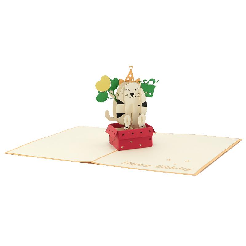 Kitten-pop-up-card-manufacturer–pop-up-card-cat–pop-up-card-suplier-vietnam1