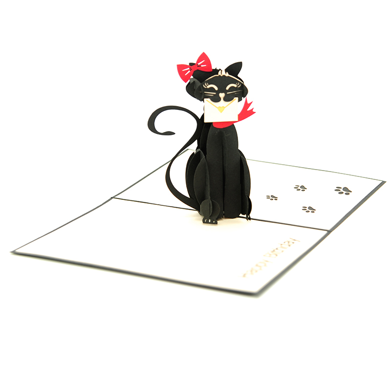 Love kitten pop up card- pop up card wholesale- pop up card manufacturer vietnam- pop up card vietnam- pop up card LA (2)