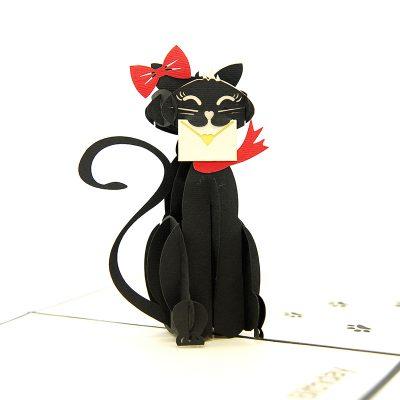 Love kitten pop up card- pop up card wholesale- pop up card manufacturer vietnam- pop up card vietnam- pop up card LA (4)