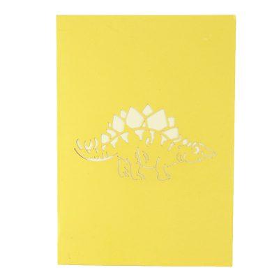 Stegosaurus pop up card- pop up card wholesale- pop up card manufacturer- pop up card vietnam (1)