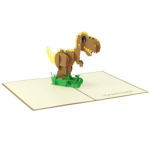 t-rex pop up card- dinosaur pop up card- pop up card manufacturer - pop up card manufacturer vietnam (4)