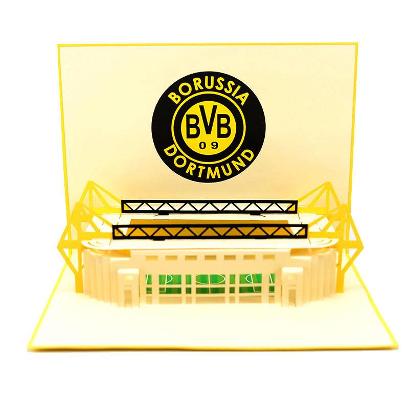 ST014- Dortmund greeting cards-pop up Dortmund greetingcards-kirigami Dortmund cards-charmpop cards.JPG (3)