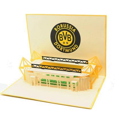 ST014- Dortmund greeting cards-pop up Dortmund greetingcards-kirigami Dortmund cards-charmpop cards.JPG (4)