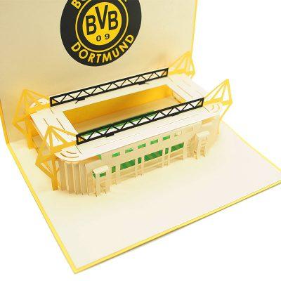 ST014- Dortmund greeting cards-pop up Dortmund greetingcards-kirigami Dortmund cards-charmpop cards.JPG (5)