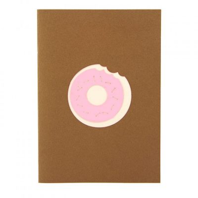 Donut pop up card-pop up card manufacture-pop up card vietnam- pop up cards supplier1
