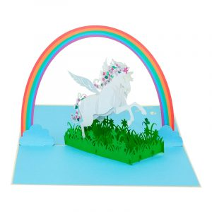 Unicorn pop up card-pop up card manufacture-pop up card vietnam2