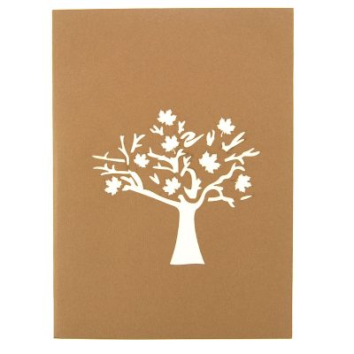 mapple tree pop up card- pop up cards wholesale-pop up cards vietnam2