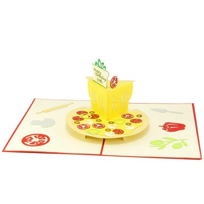 pizza pop up card- pop up cards wholesale-pop up cards vietnam1