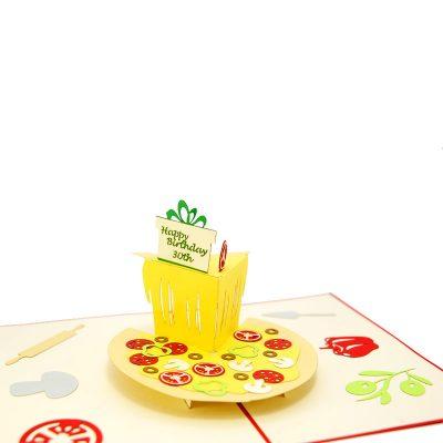 pizza pop up card- pop up cards wholesale-pop up cards vietnam2