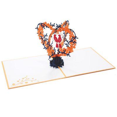 wd043-love birds pop up card-wedding-pop-up-invitation-charmpop (1)