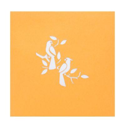 wd043-love birds pop up card-wedding-pop-up-invitation-charmpop (2)