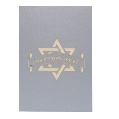 Happy hanukkah pop up card-greeting cards Jewish-charmpop (2)