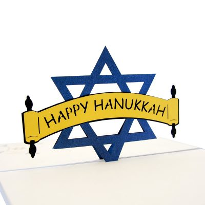 Happy hanukkah pop up card-greeting cards Jewish-charmpop (5)