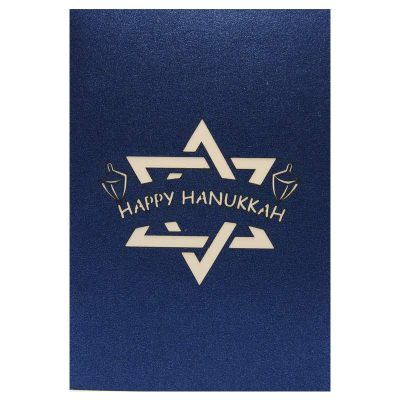 Happy hanukkah pop up card-greeting cards Jewish-charmpop (6)