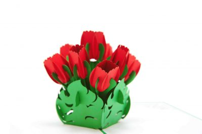 tulips pop up card-3d greeting cards flower-charmpop (5)
