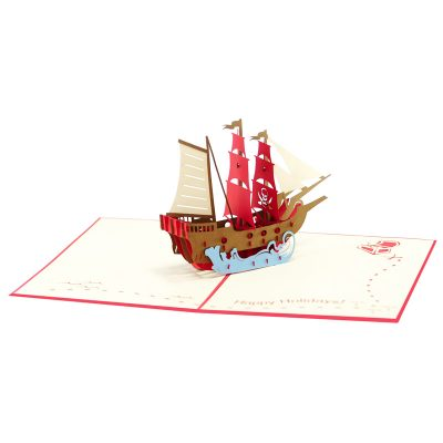 Ship-pop-up-card–ship-greeting-cards–handmade-greeting-card