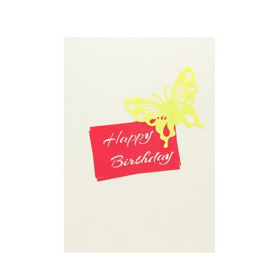 Birthday cake pop up card-pop up card manufacture-pop up card vietnam- pop up cards supplier3
