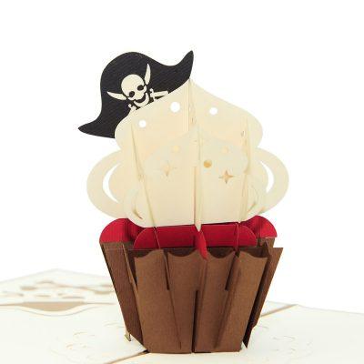 cupcake-pirate-pop up card supplier pop up card vietnam2