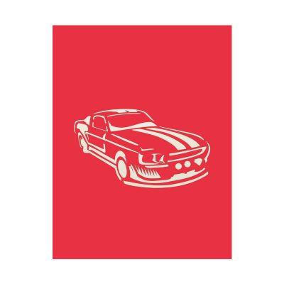 Classic car pop up card- pop up card supplier pop up card company (11)