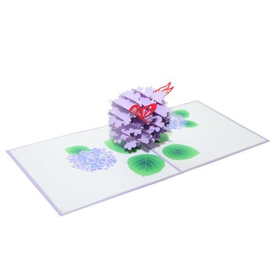 Hydrangea-flower-pop-up-card–pop-up-card-wholesale-pop-up-card-vietnam-