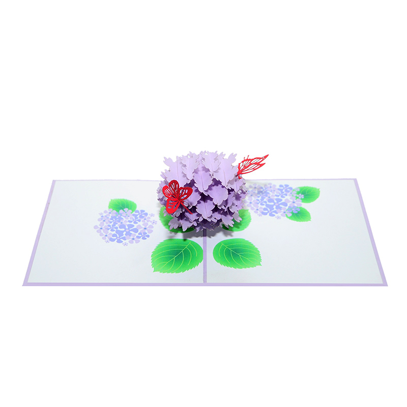 Hydrangea-flower-pop-up-card–pop-up-card-wholesale-pop-up-card-vietnam-(4)