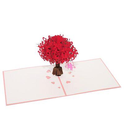 Love-date-pop-up-card-manufacture-pop-up-card-vietnam–salmon