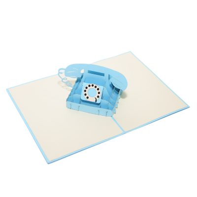 Telephone-pop-up-card-supplier–pop-up-card-wholesale—pop-up-card-vietnam2